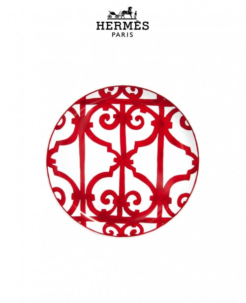 Balcon Du Guadalquivir Plate (Hermes)