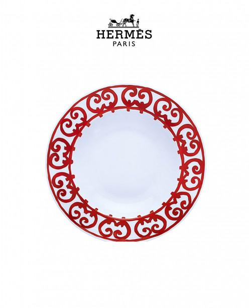 Balcon Du Guadalquivir Soup Plate (Herme...