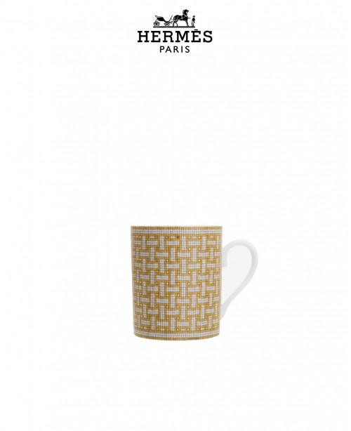 Mosaique Au 24 Gold Mug (Hermes)