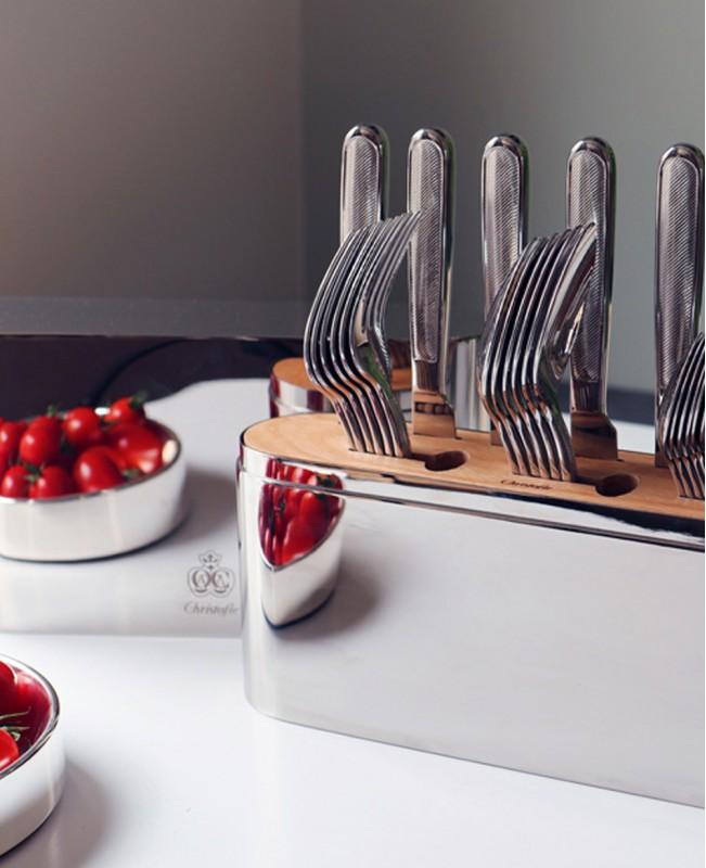Concorde 24 Piece Cutlery Set (Christofle)