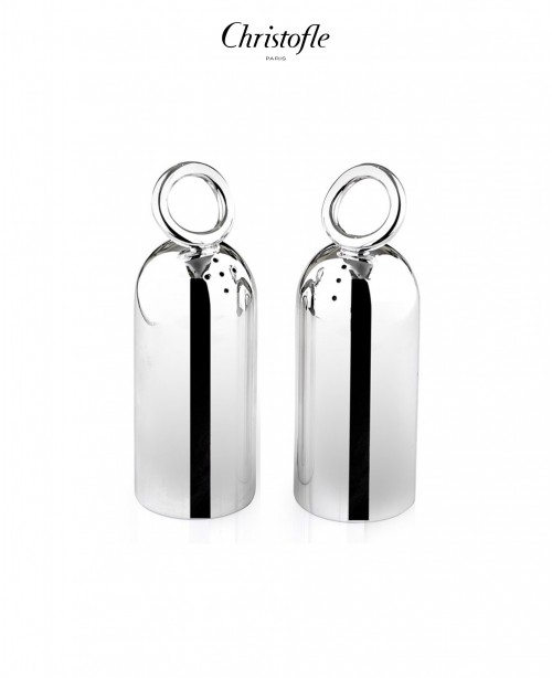 Vertigo Salt and Pepper Shakers (Christo...