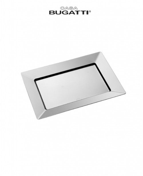 Harmony Stainless Steel Tray (Casa Bugat...