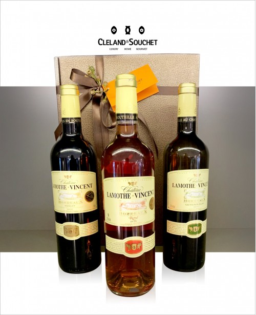 Chateau Lamothe Vincent - 3 Bottle Wine ...