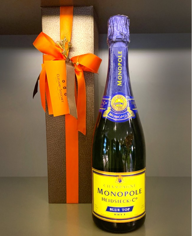 Heidsieck & Co Monopole - 1 Bottle Champagne Hamper