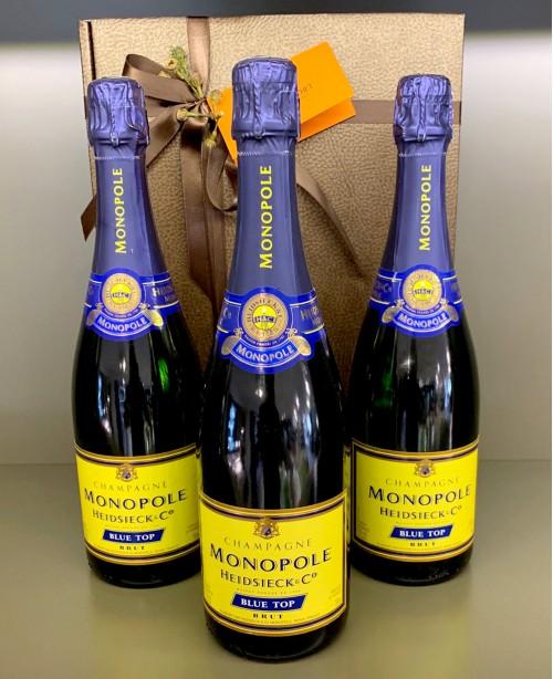 Heidsieck Monopole & Co Champagne - ...