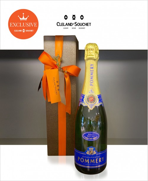 Pommery Champagne - 1 Bottle Wine Hamper