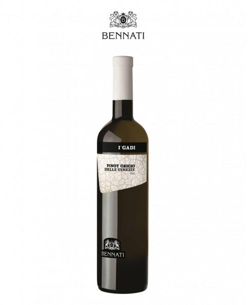 Pinot Grigio Veneto IGT I Gadi  (Bennati...