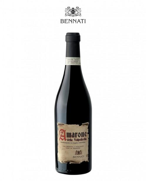 Amarone della Valpolicella DOCG  (Bennat...
