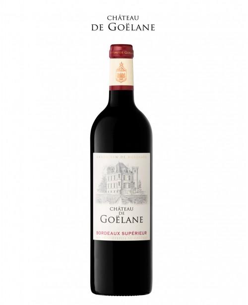 Bordeaux Superieur AOC Rouge (Chateau De...