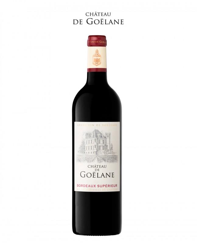 Bordeaux Superieur AOC Rouge (Chateau De Goelane)