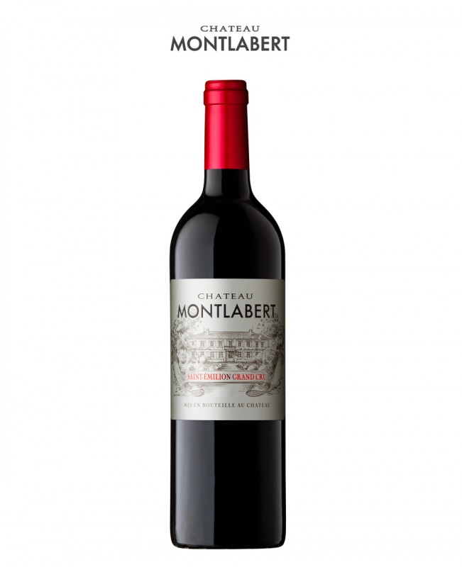 Saint Emilion Grand Cru 2016  (Chateau Montlabert)