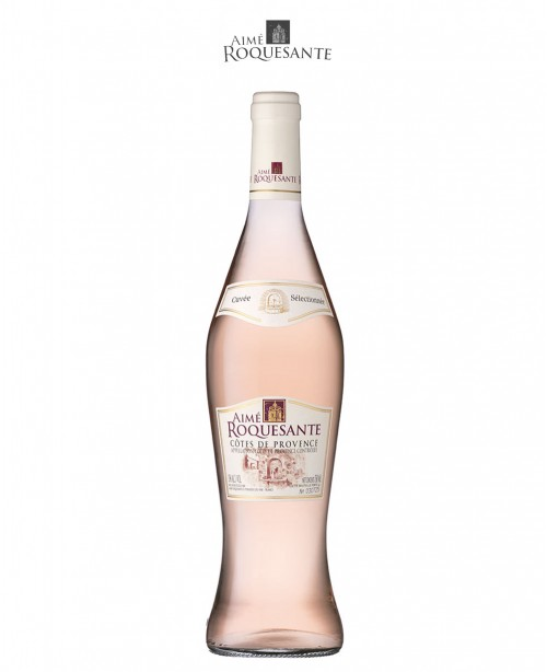 Cotes de Provence AOC Rose (Aime Roquesa...
