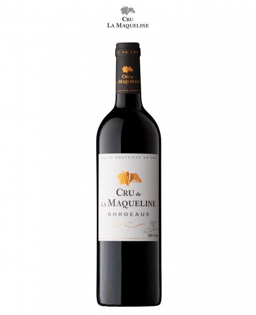 Bordeaux AOC Rouge (Cru de Maqueline)