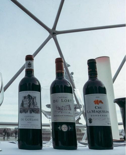 Bordeaux Superieur AOC Rouge  (Chateau D...