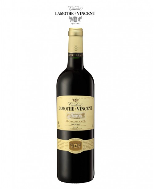 Bordeaux AOC Rouge (Chateau Lamothe Vinc...