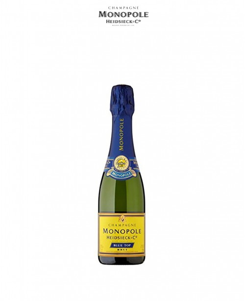 Brut Blue Top Champagne - 37.5cl (Heidsi...
