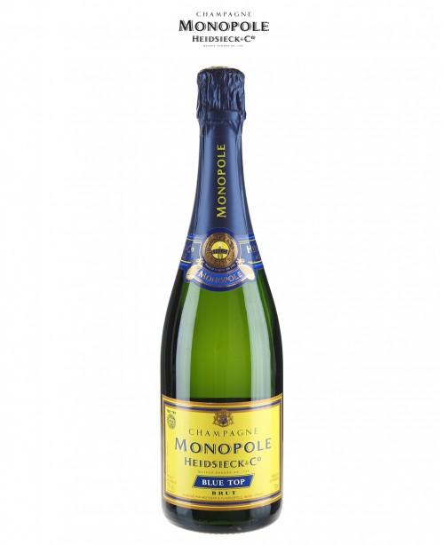 Brut Blue Top Champagne (Heidsieck &...