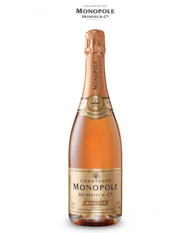 Brut Rose Top Champagne (Heidsieck & Co Monopole)
