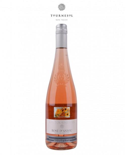 Rose d'Anjou AOC (Les Tournesols)