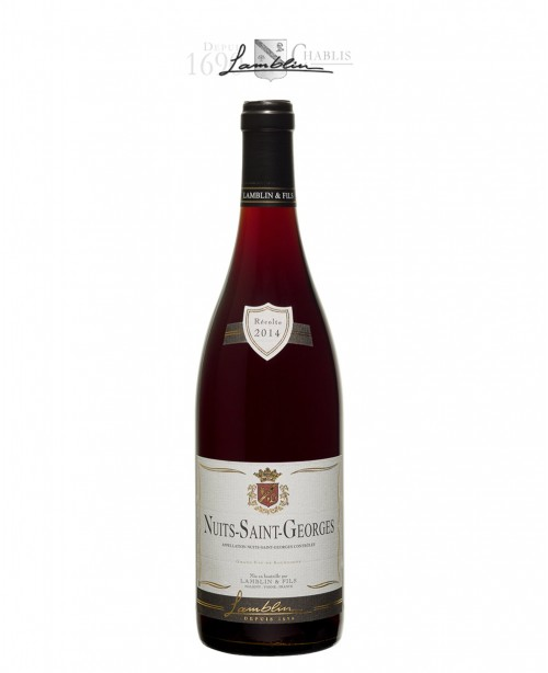 Nuit Saint Georges AOC (Lamblin & Fi...