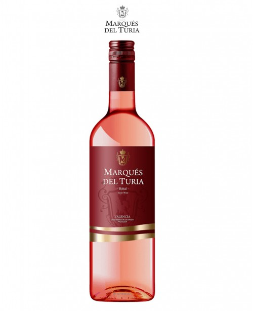Bobal Rose (Marques del Turia)