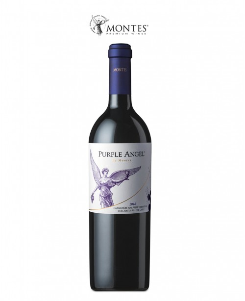 Carmenere Petit Verdot Purple Angel (Vin...