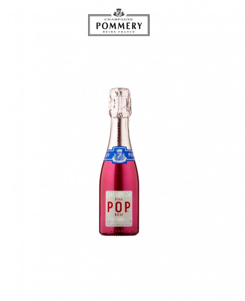 POP Pink Quarter Bottle Champagne (Pomme...