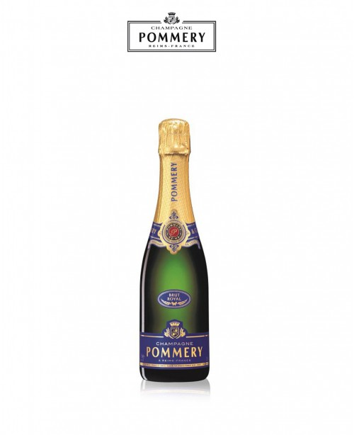 Brut Royal Champagne - Half Bottle (Pomm...