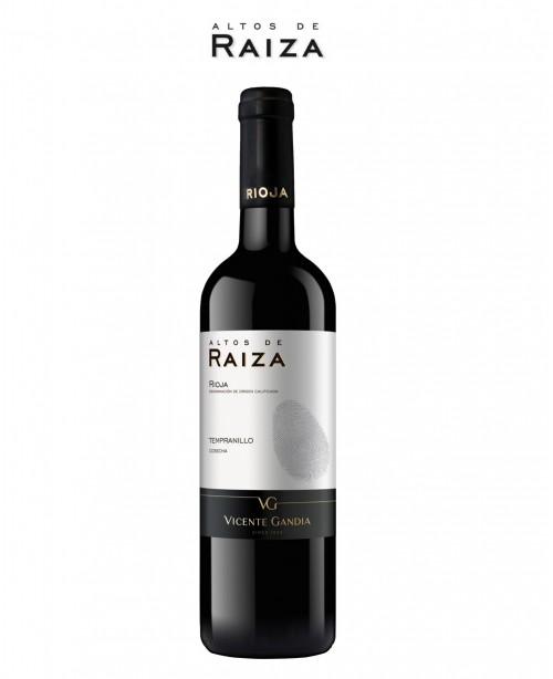 Rioja DOC Tinto (Altos de Raiza)