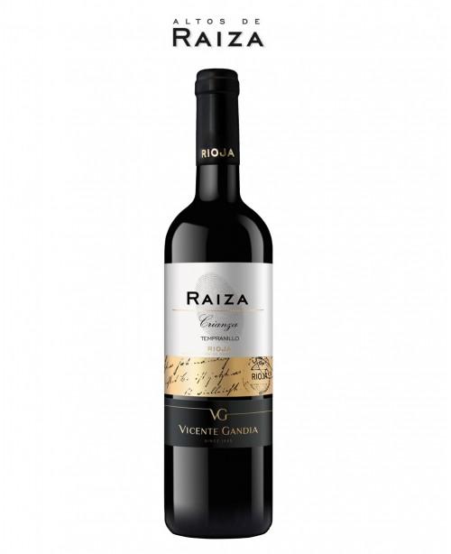 Rioja DOC Tinto Crianza (Altos de Raiza)