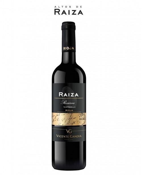 Rioja DOC Tinto Reserva (Altos de Raiza)