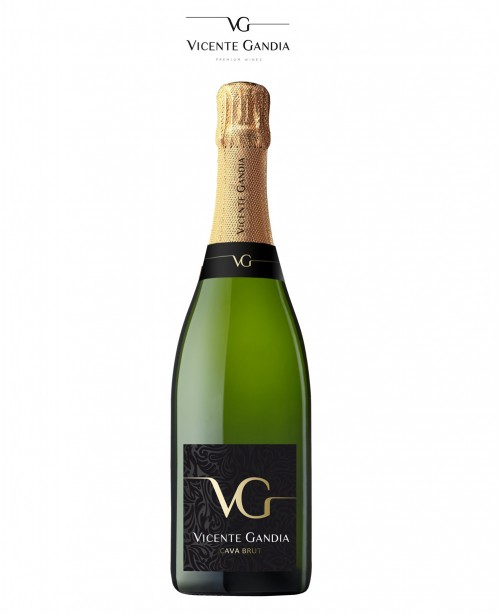Cava Brut Nature White (Vicente Gandia)