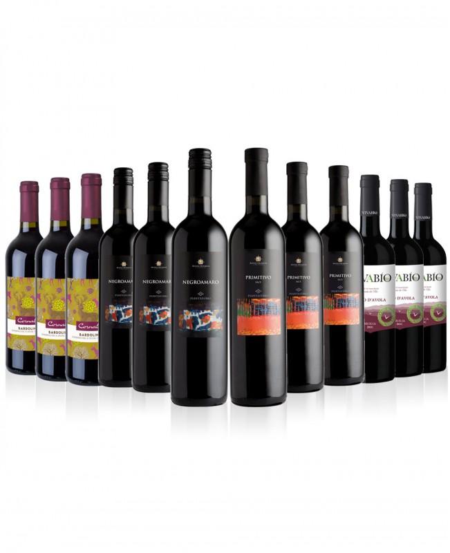 Italian Reds (Wine Mixed Case)