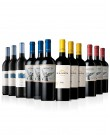 New World Reds 12 bottles (Mixed Wine Ca...