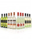 New World Whites 12 bottles (Mixed Wine ...