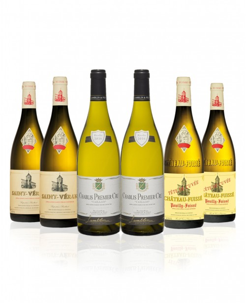 White Burgundy (Mixed Six Wine Case)