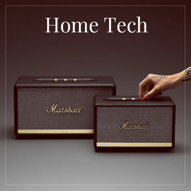 browse our home tech equipment