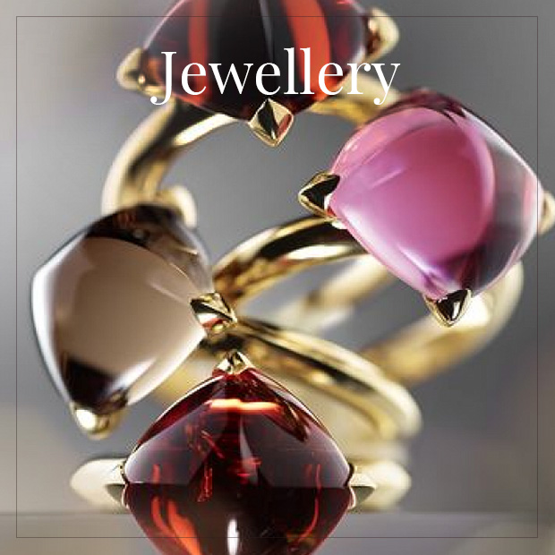 browse our luxury designer jewellery